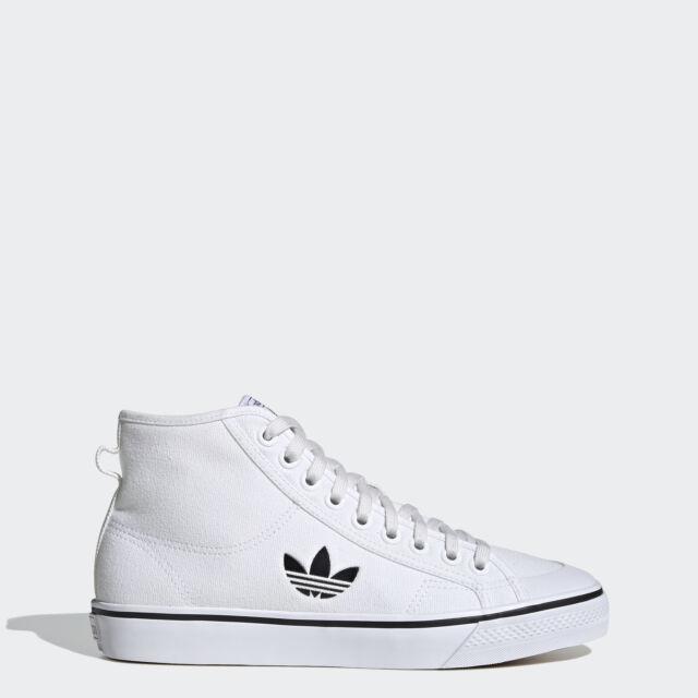 adidas Originals Nizza Hi Shoes Men's