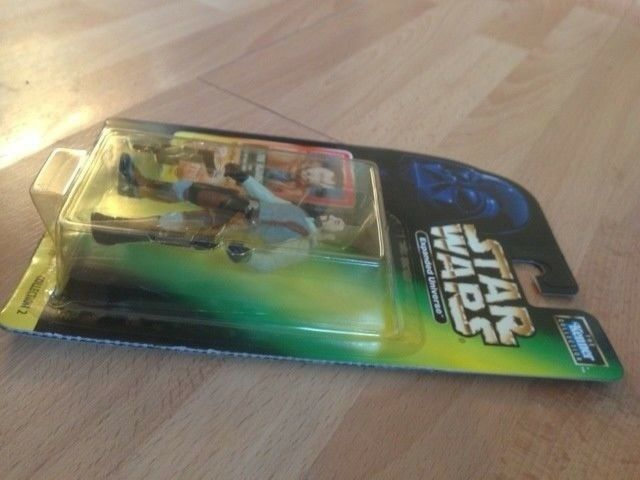 KYLE KYLE KYLE KATARN star wars Expanded Universe (3D Play Scene) Grün CARD 56cbff