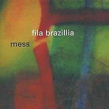 Mess von Fila Brazillia | CD | Zustand gut