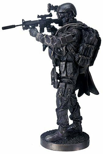 Nos Navy Seal  2 12.5  Bronceado estatua  8614 - Modern Warfare-cumbre Collection