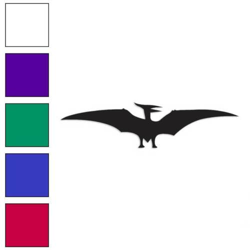 Pterodactyl Dinosaur Decal Sticker Choose Color Size #3017