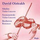 Sibelius Violin Concerto David Oistrakh Audio CD