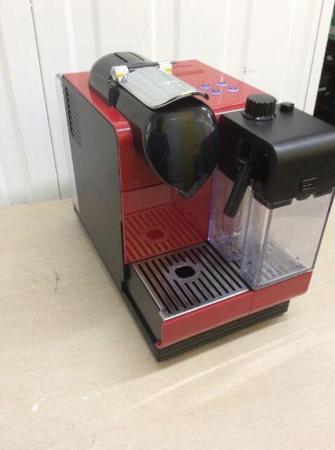 De'Longhi Nespresso EN520.R Coffee Machine - WORKING