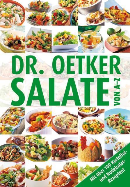 Salate von A-Z von Dr.Oetker (2016, Taschenbuch), UNGELESEN