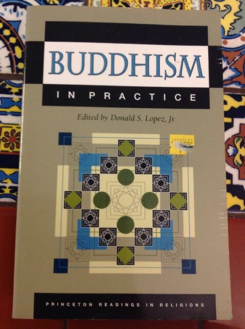 Princeton Readings in Religions: Buddhism in Practice 1995, Paperback Free Ship