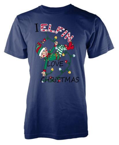 MI piace Elfica Natale Kids T Shirt