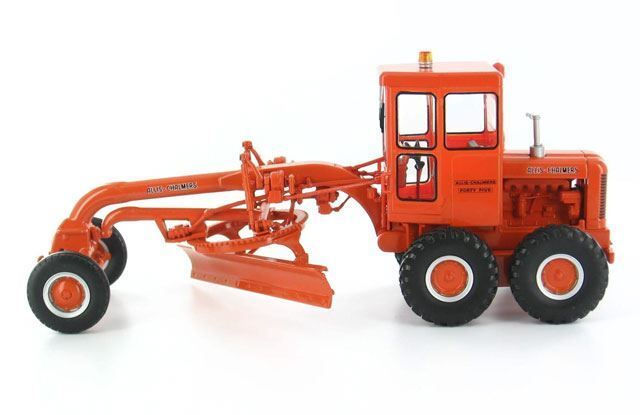 FIRST GEAR 1 50 SCALE ALLIS-CHALMERS FORTY-FIVE MOTOR GRADER   BN   50-3126