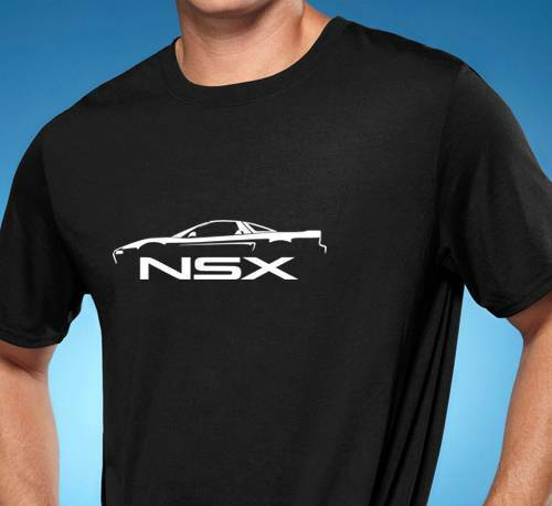 Acura NSX Exotic Classic Car Design Tshirt NEW FREE