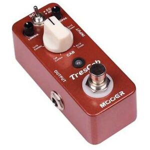 Mooer Micro Compact Trescab Cab Simulator Effects Pedal MTS1 - Hertfordshire, United Kingdom - Mooer Micro Compact Trescab Cab Simulator Effects Pedal MTS1 - Hertfordshire, United Kingdom
