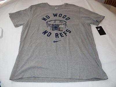 8a703fb7a30f Nike Mens The Nike Tee Athletic Cut XL Ah3208 063 Grey No Wood Training T  Shirt