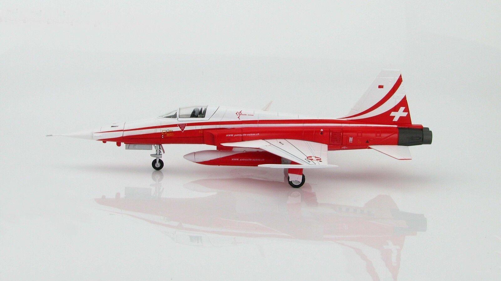 prendi l'ultimo Hobby Master 1 72 Swiss Air Force Northrop Grumuomo Grumuomo Grumuomo F-5E Tiger II (HA3323)  tutto in alta qualità e prezzo basso