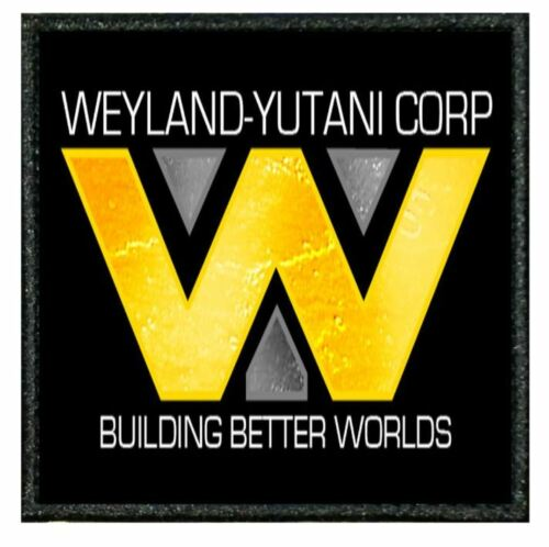 039C  Cosplay-Morale-style-patch-from-our-TIV-Range ALIENS WEYLAND YUTANI