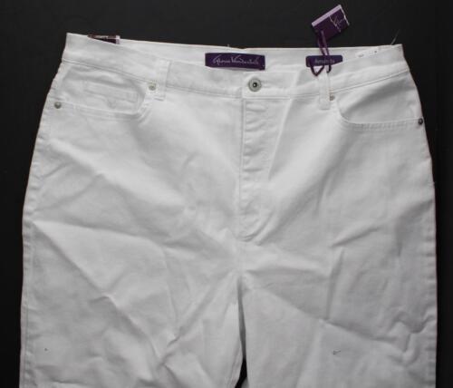 Gloria Vanderbilt Women/'s Amanda Ultra Stretch Denim Cotton Jeans