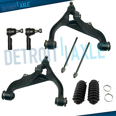 12 New pc Front Control Arm Kit for Dodge Ram 2500 3500 2003-2006 2WD 8-Lug Only