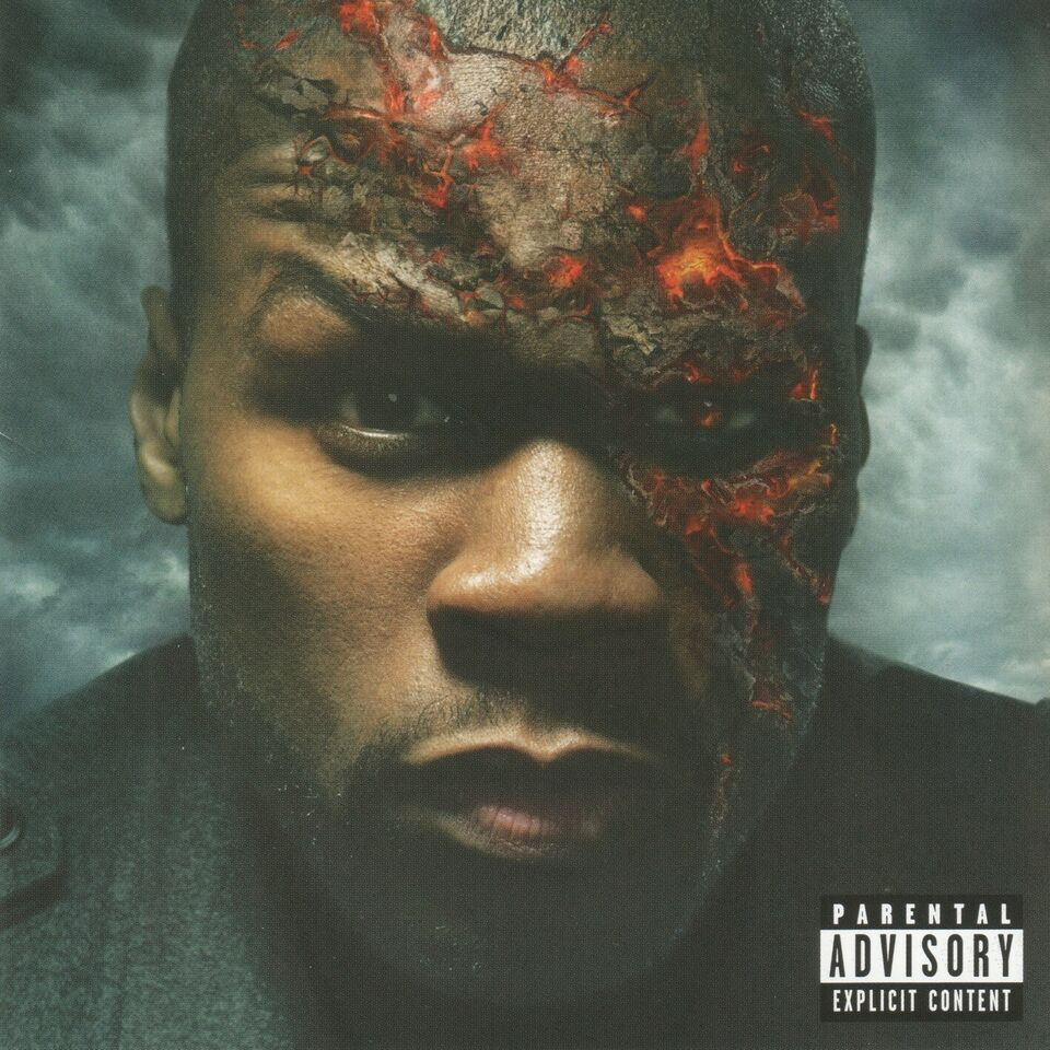 50 Cent: 2 Albums, hiphop