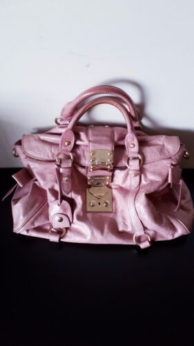 Miu Miu Bow Lock Bag
