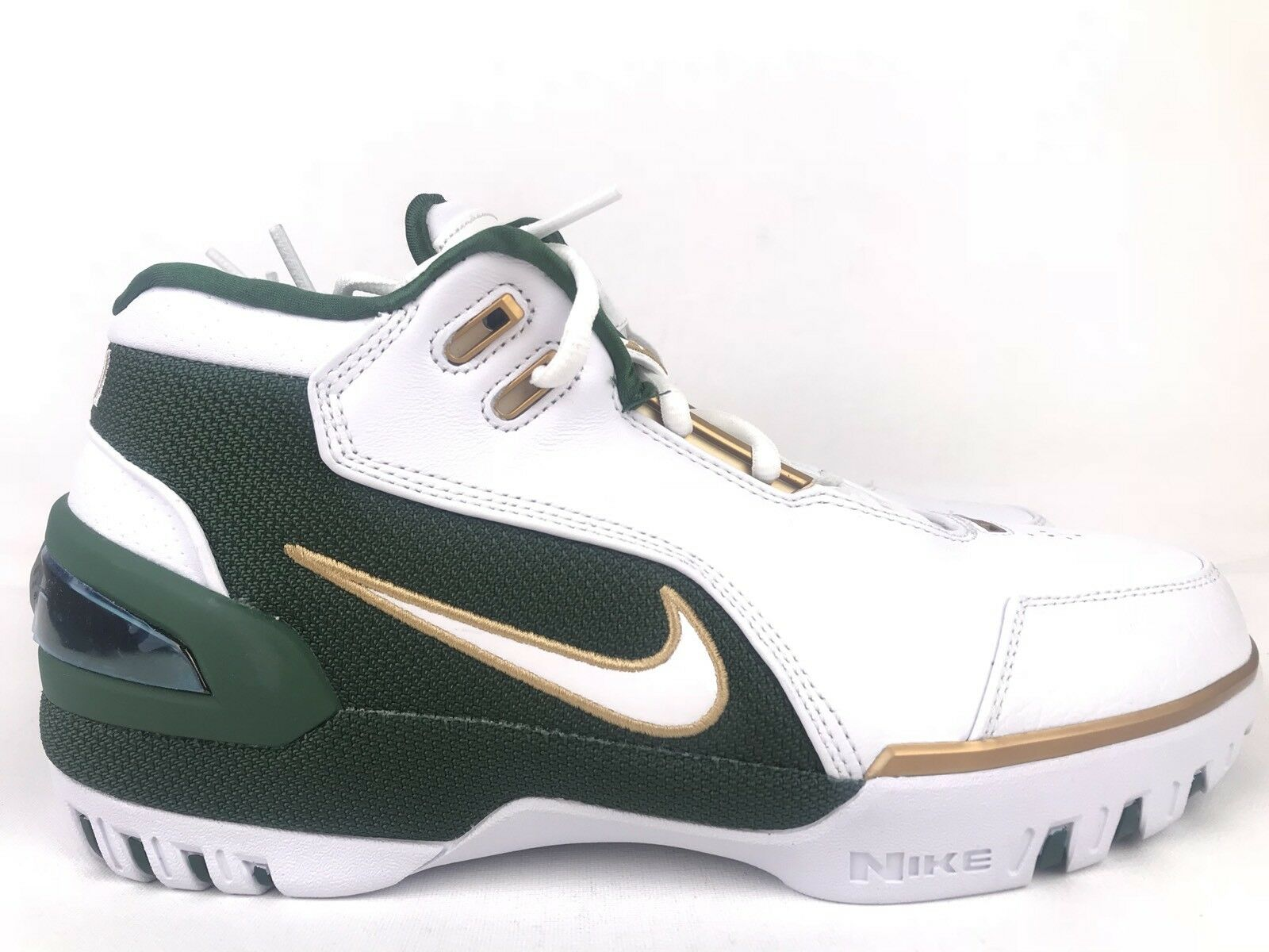 Nike Air Zoom Generation SVSM QS Mens Size 10 Limited AO2367-100 LeBron James