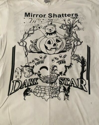 Online Ceramics Grateful Dead Shirt L Mirror Shatt