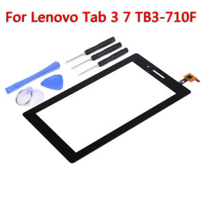For 7'' Lenovo Tab 3 TB3-710F Touch Screen Digitizer Repair Replacement W/ Tools