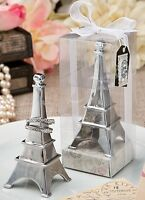 Ring Holder - Eiffel Tower - 3 1/2 X 1 1/2 Square At The Base - Boxed - Unique