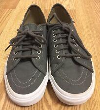 4b8b7467c2 item 1 Mens 8.5 Gray Canvas VANS Off the Wall Skateboard Shoes Lace-Up  Checker Back EUC -Mens 8.5 Gray Canvas VANS Off the Wall Skateboard Shoes  Lace-Up ...