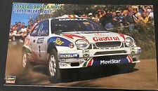 Hasegawa 1/24 Toyota Corolla WRC '1999 Finland Rally' NEW