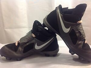 Nike-CJ81-Calvin-Johnson-Football-Cleats-596568-009-Size-3Y-Black