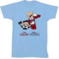 John Calvin And Thomas Hobbes Tshirt, By Unemployed Philosophers Guild