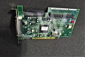 ADAPTEC AHA-2940UW ULTRA WIDE SCSI CONTROLLER PCI ADAPTER CARD 68 /& 50 PIN 2940W