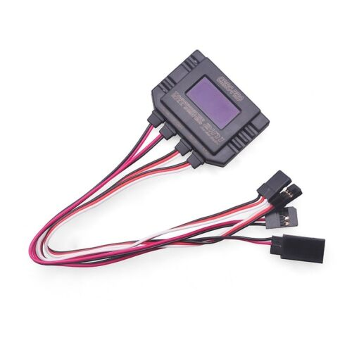 CRRCpro CDI Igniter with Remote Kill Switch and RPM Tachometer 2in1