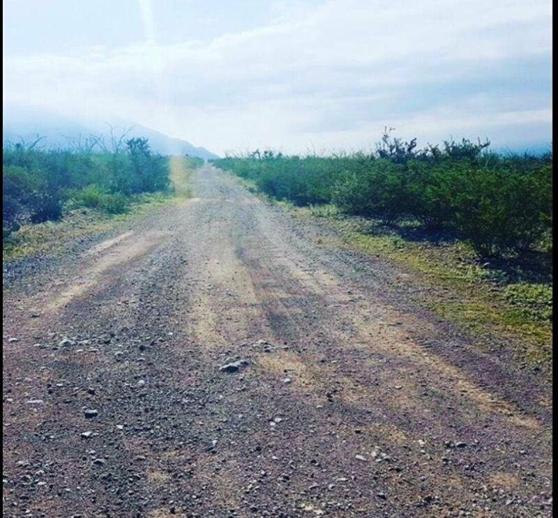 Terreno Ejidal con Cambio de Destino Aprobado en Bustamante Nuevo Leon