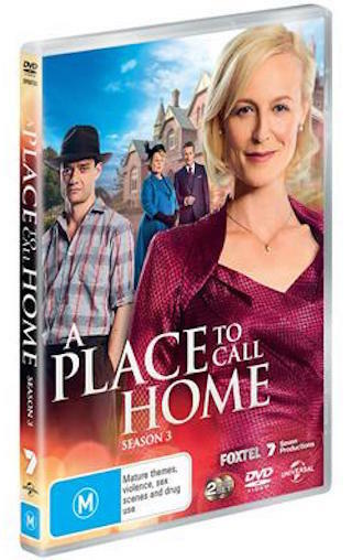 A Place To Call Home : SEASON 3 : NEW DVD