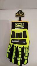 Ringers R 297 Roughneck Kevloc Palm Cut Resistant Level 3 Gloves