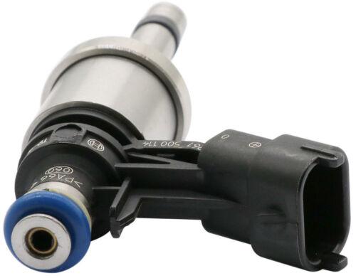 08-11 Buick Cadillac Chevrolet GMC 3.6L V6 Refurb 6x OEM Fuel Injectors ACDelco