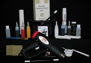 Magic Leather Vinyl Canvas Repair Kit Repair Leather