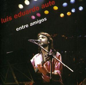 Luis-Eduardo-Aute-Entre-Amigos-New-CD-Spain-Import