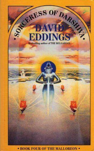 Sorceress of Darshiva (The Malloreon) By David Eddings. 9780593015643