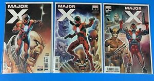 MAJOR-X-0-6-FULL-RUN-ALL-1ST-PRINT-NM-SET