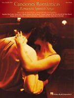 Canciones Romanticas Sheet Music Romantic Spanish Songs Easy Piano Son 000310631