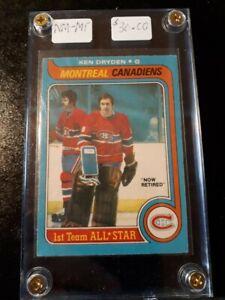 1979-80-MONTREAL-CANADIENS-GREAT-KEN-DRYDEN-card-150