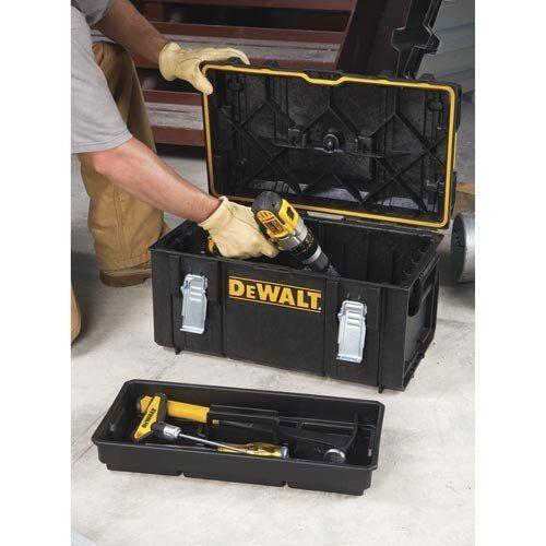 DEWALT Tools Box Storage Tough System Case Large Equipment Save Space Save Space
