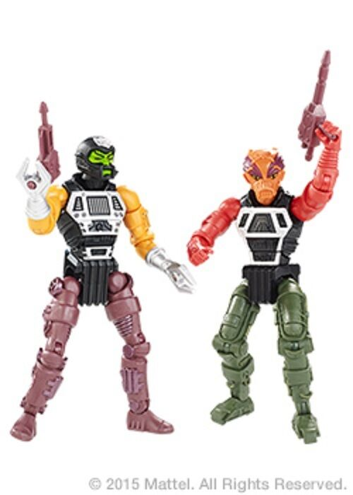 Masters of the Universe Universe Universe Classics Robot of Thousand Bodies Multi-Bot 353abd