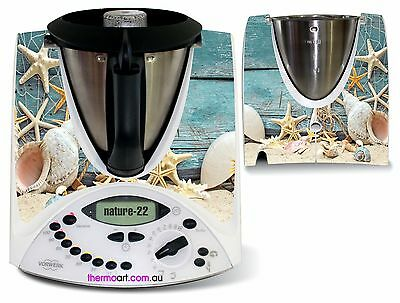 Thermomix Sticker Decal             (Code: Nature_22)