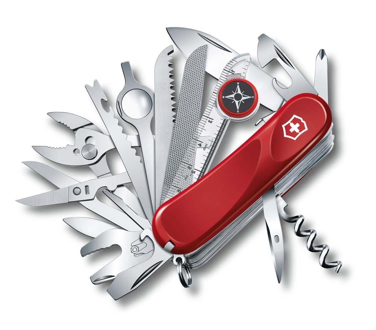 Victorinox Swiss Army Knife, Evolution S54 Tool Chest   2.5393.SEUS2, New In Box