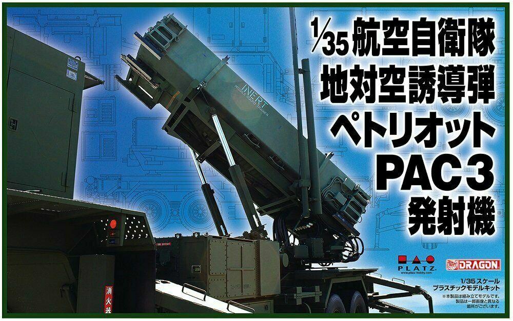 1 35 JASDF SUCCACE-TO-AIR MISTILE PATRIOT PAC-3 LAUNCTION STAZIONE