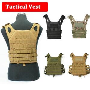 Military-armor-Tactical-JPC-Vests-Combat-Army-Vest-Molle-Plate-Carrier-men-Vests