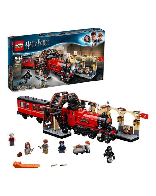 LEGO Harry Potter Hogwarts Express (75955) Next Day Delivery By 2:30pm.