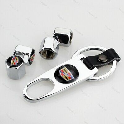 Universal Car Wheel Tire Valve Cover Tyre Dust Cap keychain For Land Rover