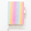 A5-A6-TN-Hobonichi-Style-Rainbow-and-Paillette-Theme-PU-Journal-Cover thumbnail 5