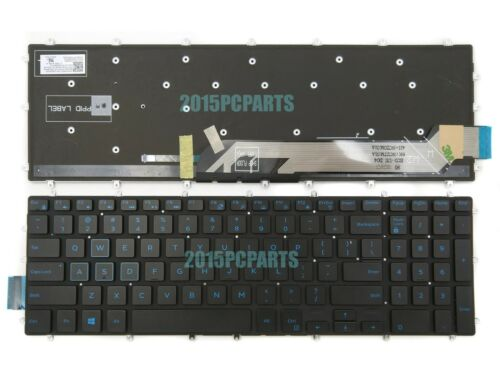 New for Dell Gaming G3-3579 3779 G5 5587 G7 7588 Keyboard Backlit US
